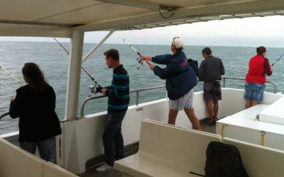 pêche en mer vedettes la Bohème