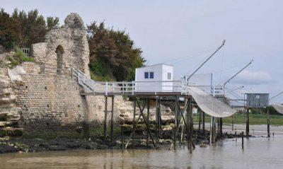 Cabanes de pêcheurs Vedettes la Bohème
