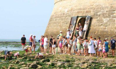 Sortie au phare de Cordouan